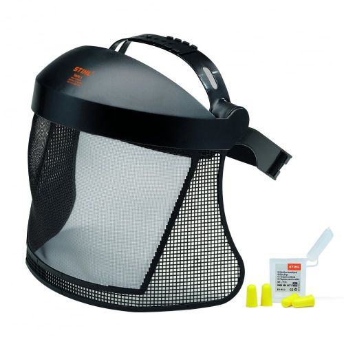 Stihl  Face/Ear protection  with Nylon Mesh Visor 0000 884 0511